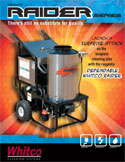 Cleaning Equipment, Whitco, Pressure Washers, Industrial